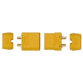 1 Paar XT90 Stecker/Buchse (male/female) 4,5 mm