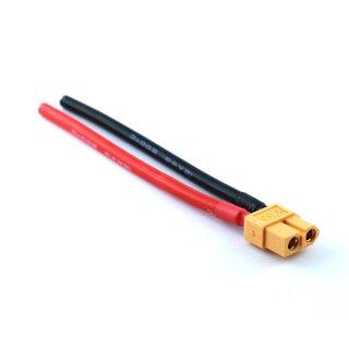 XT60 Buchse (female) 3,5 mm mit 10 cm Anschlusskabel