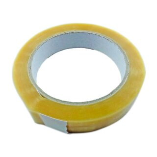 Scharnierband transparent 19 mm x 66 m