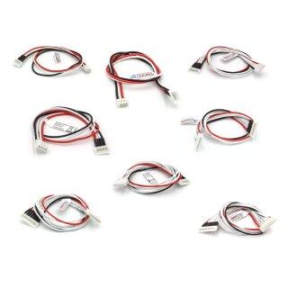 Marfitec Balancer Adapter Kabel 30cm Stecker Buchse 2S-8S EH XH