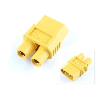 XT60  Stecker- E-flite EC3 Buchse Adapter