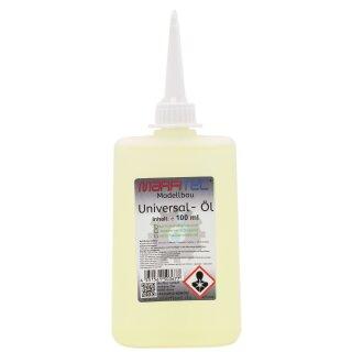 Marfitec Modellbau Universal Öl 100 ml - Trapezflasche