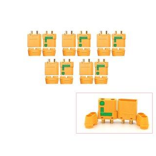 5 Paar XT90-S Anti Spark