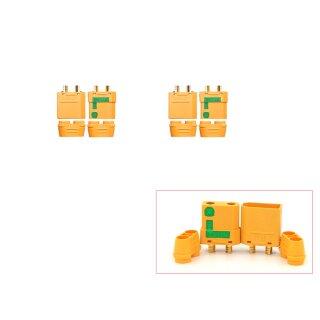 2 Paar XT90-S Anti Spark
